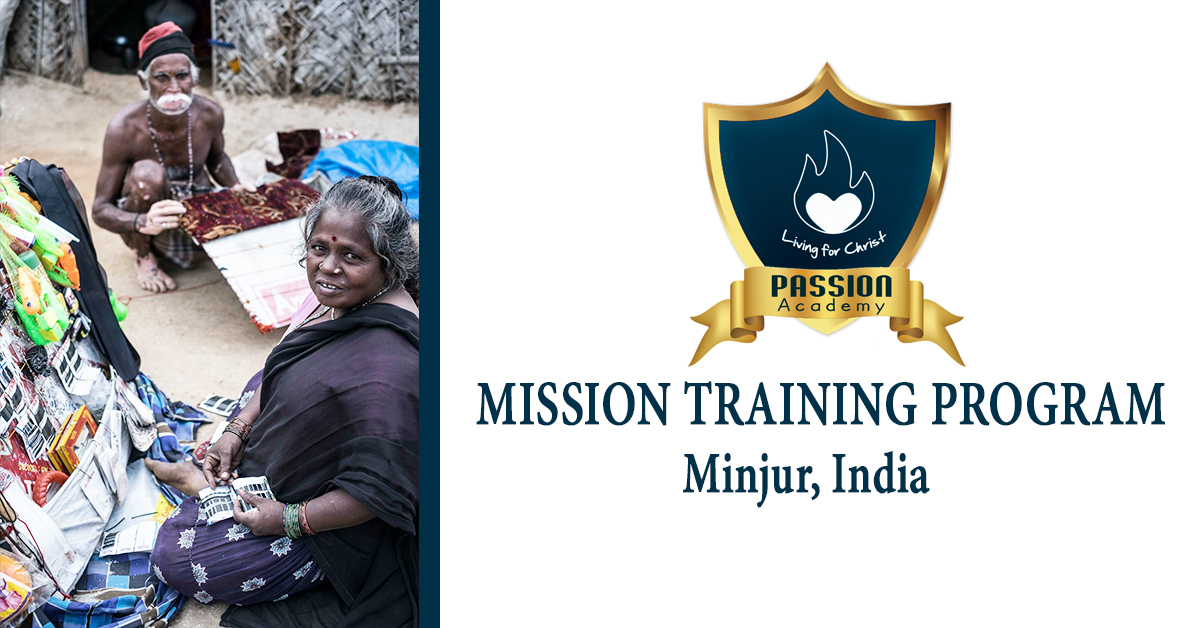 Passion Academy – Minjur Center