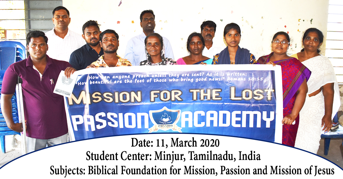 Passion Academy – Mijur Newsletter