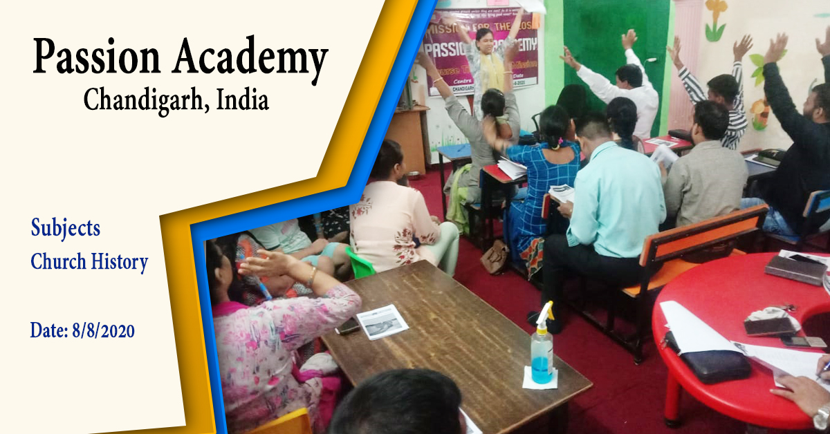 NEWSLETTER – Passion Academy